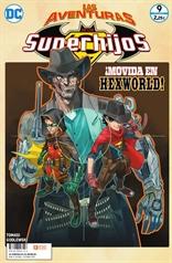 Las aventuras de los Superhijos núm. 09