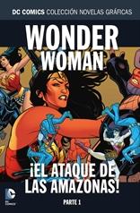 Colección Novelas Gráficas núm. 90: Wonder Woman: ¡El ataque de las amazonas! Parte 1