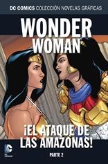 Colección Novelas Gráficas núm. 91: Wonder Woman: ¡El ataque de las amazonas! Parte 2