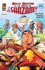 Billy Batson y la magia de ¡Shazam! núm. 09