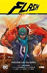 Flash vol. 03: Vuelven los villanos (Flash Saga - Renacimiento Parte 3)