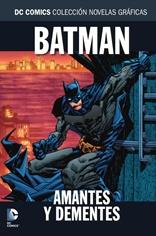Colección Novelas Gráficas núm. 93: Batman: Amantes y dementes