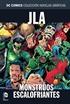 Colección Novelas Gráficas núm. 94: JLA: Monstruos escalofriantes
