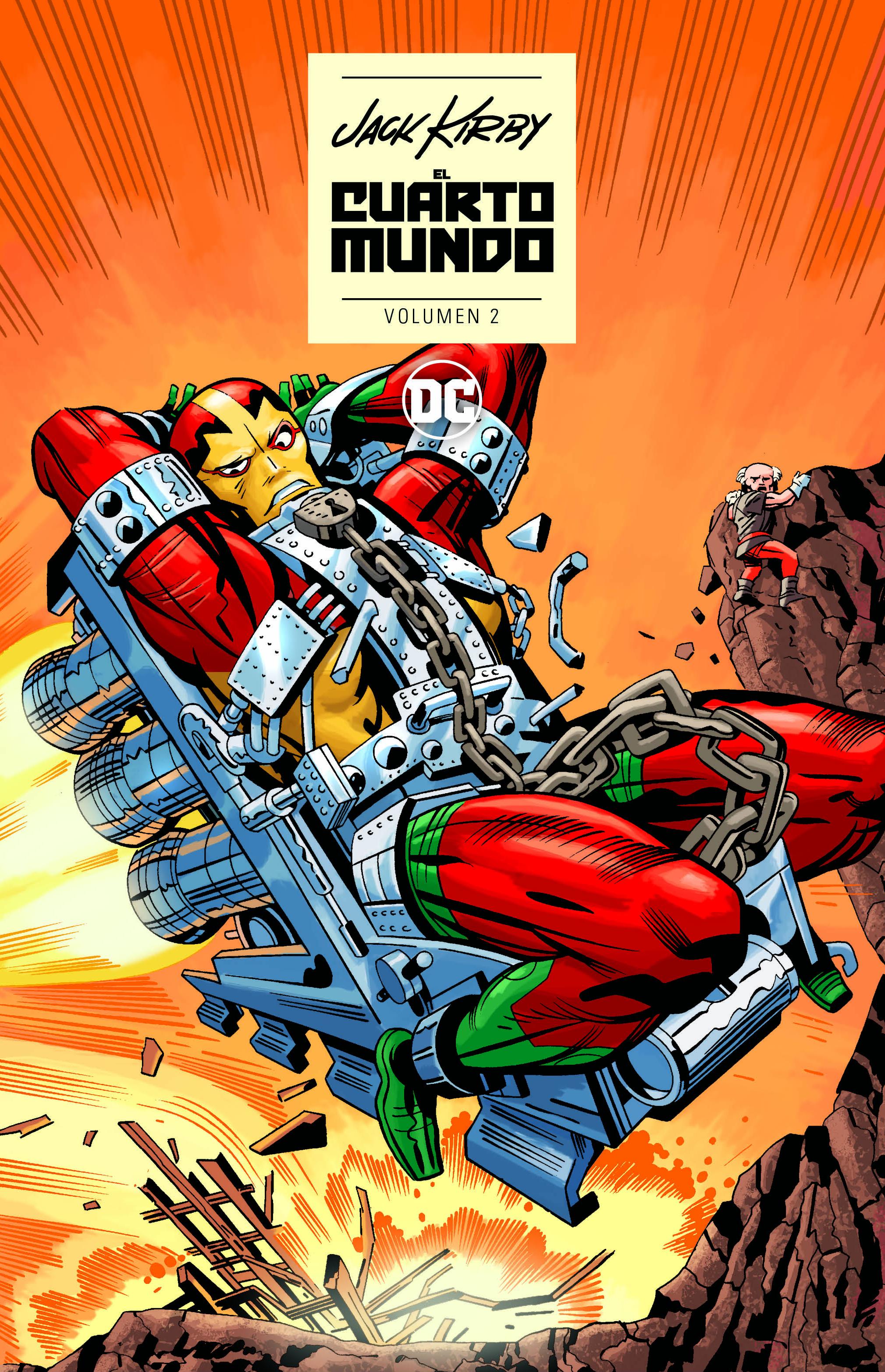 El Cuarto Mundo de Jack Kirby vol. 02 (Segunda edición