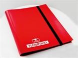 Álbum 18 - Pocket FlexXfolio Rojo