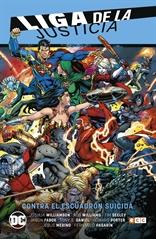 Liga de la Justicia contra Escuadrón Suicida (LJ Saga - Renacimiento Parte 3)