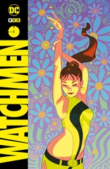 Coleccionable Watchmen núm. 04 de 20