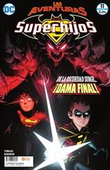 Las aventuras de los Superhijos núm. 11