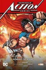 Superman: Action Comics vol. 02: Hombres de Acero (Superman Saga - Renacido Parte 2)