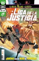 Liga de la Justicia núm. 95/ 17