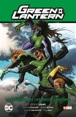 Green Lantern vol. 03: La venganza de los Green Lanterns