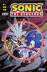 Sonic The Hedgehog núm. 08