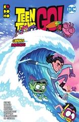 Teen Titans Go!: Cambios radicales