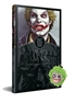 Pack Joker - Edición DC Black Label + Llavero Cara Joker 6 cm