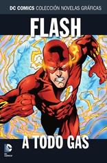 Colección Novelas Gráficas núm. 98: Flash: A todo gas
