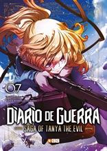 Diario de guerra - Saga of Tanya the evil núm. 07