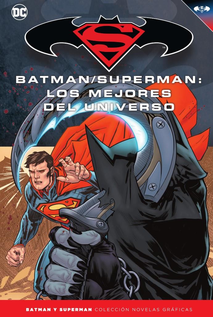 1-5 - [DC - Salvat] Batman y Superman: Colección Novelas Gráficas - Página 15 Portada_BMSM_78_Los_mejores_del_universo_ALTA