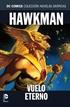 Colección Novelas Gráficas núm. 100: Hawkman: Vuelo eterno