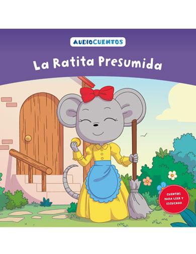 Colección Audiocuentos Núm 21 La Ratita Presumida Ecc Cómics