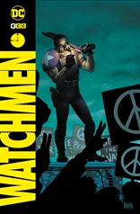 Coleccionable Watchmen núm. 10 de 20