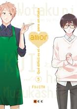 Qué difícil es el amor para un otaku núm. 05 (Segunda edición)