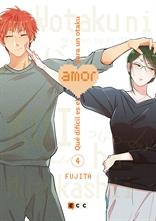 Qué difícil es el amor para un otaku núm. 04 (Segunda edición)