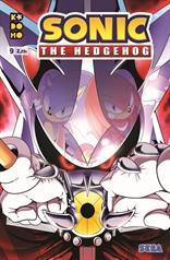 Sonic The Hedgehog núm. 09