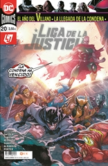 Liga de la Justicia núm. 98/ 20