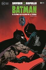 Batman: El último caballero de la Tierra vol. 3 de 3