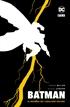 El regreso del Caballero Oscuro: Edición Deluxe limitada blanco y negro