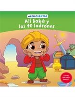Colección audiocuentos núm. 31: Alí Babá y los 40 ladrones