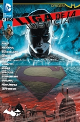 Batman: Origen - Liga de la Justicia