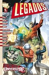 Universo DC: Legados núm. 01 de 2