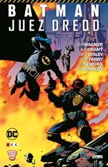 Batman/Juez Dredd