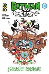 Batman: Pequeña Gotham – ¡Escapada tropical!