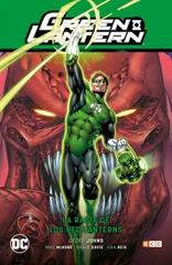 Green Lantern vol. 06: La rabia de los Red Lanterns (GL Saga - La noche más oscura  Parte 3)