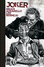 Joker - Edición Deluxe limitada en blanco y negro