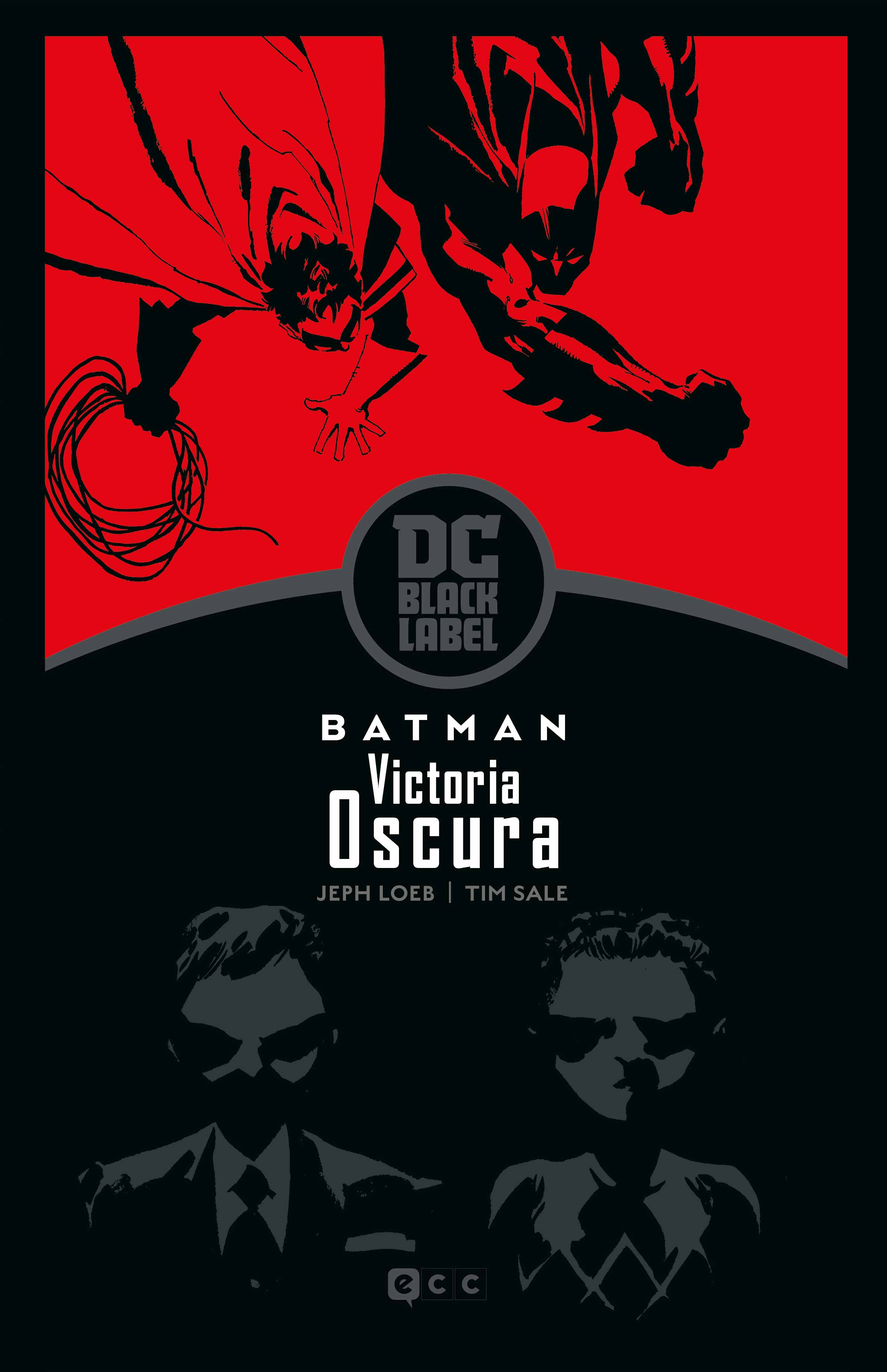 Reseña Batman: Victoria Oscura