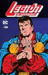Legión de Superhéroes: 5 años después vol. 1 de 3