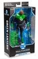 McFarlane Toys Action Figures - GREEN LANTERN Justice League Unlimited John Stewart