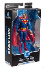 McFarlane Toys Action Figures - SUPERMAN Action Comics #1000 DC Rebirth