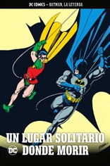 Batman, la leyenda núm. 40: Un lugar solitario para morir