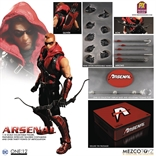 Mezco (One:12 collective) - ARSENAL / PX Exclusive