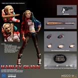 Mezco (One:12 collective) - HARLEY QUINN Suicide Squad