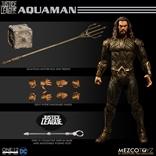 Mezco (One:12 collective) - AQUAMAN Justice League