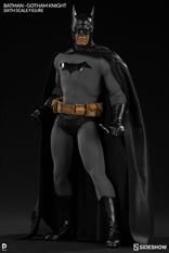 Sideshow - BATMAN Gotham Knight - Special Edition / Figura de acción escala 1/6