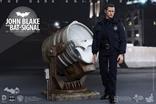 Hot Toys - JOHN BLAKE CON BATSEÑAL The Dark Knight Rises / Figura de acción escala 1/6