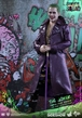 Hot Toys - JOKER Purple coat Suicide Squad / Figura de acción escala 1/6