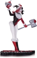DC Collectibles - Harley Quinn: Red, White & Black - HARLEY QUINN de AMANDA CONNER White Holiday