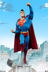 Sideshow -  Animated Series - SUPERMAN Estatua